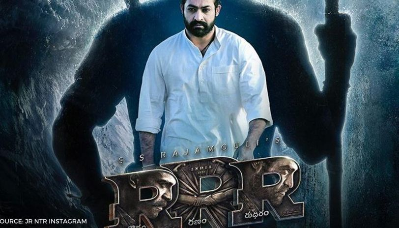 Fans Love The First Look Of Jr Ntr'S Character In Rrr, Trend It Big Time On  Twitter