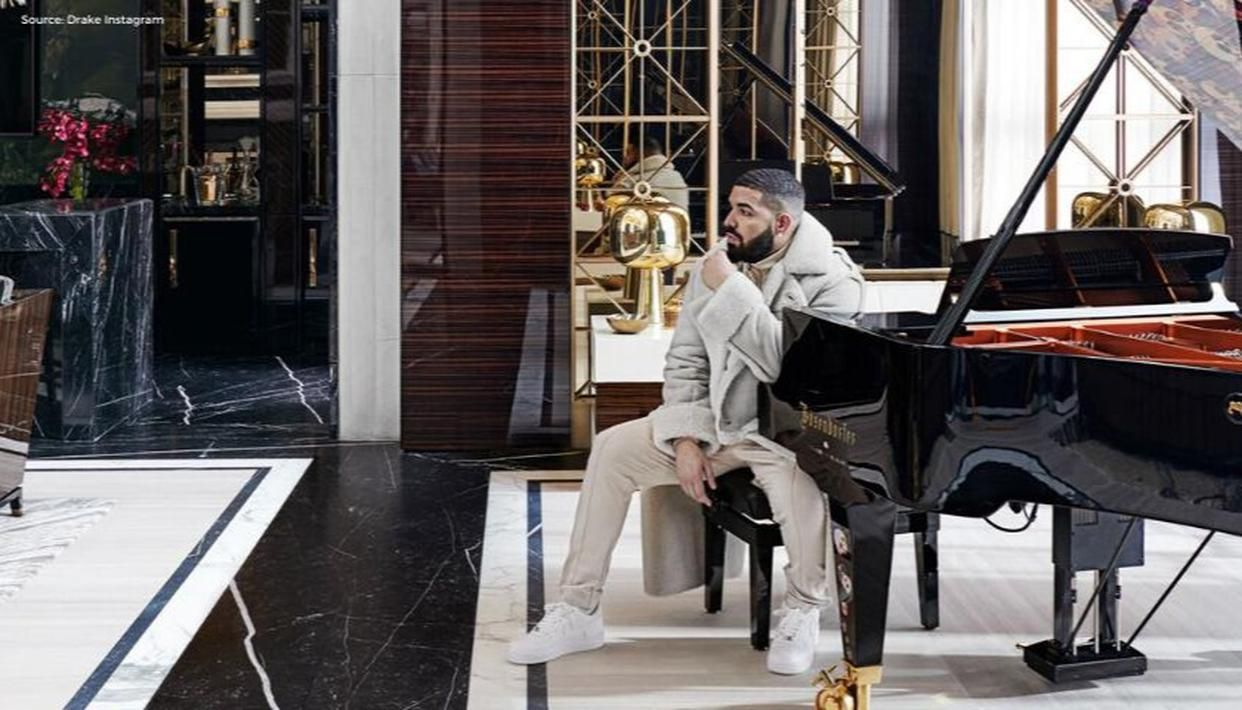 Drake Basketball Court Called The Sanctuary At Toronto Mansion Is Simply Astonishing