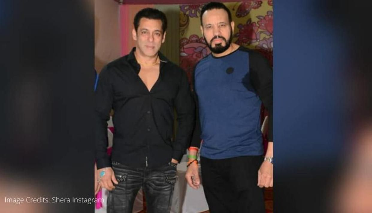 Salman Khan's bodyguard Shera shares stunning pictures with his 'Maalik' on Eid; check - Republic World