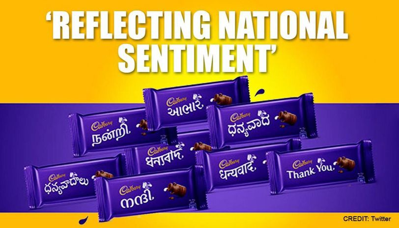 Cadbury to launch limited edition chocolates to thank 'unsung heroes' fighting COVID-19