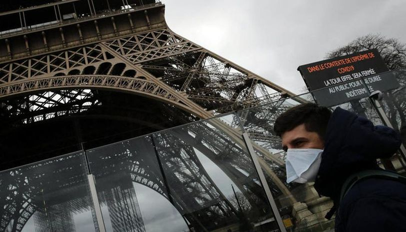 France reports 642 new coronavirus fatalities in 24 hours, nationwide toll reaches 19,323
