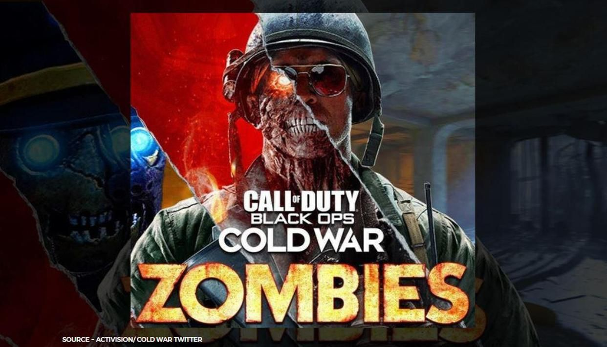 Cod Cold War Zombies Under The Map Glitch Explained Learn How To Do It Here