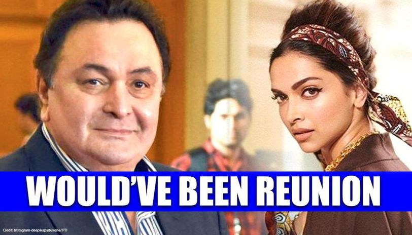 Rishi Kapoor was gearing up to star opposite Deepika Padukone before his untimely demise