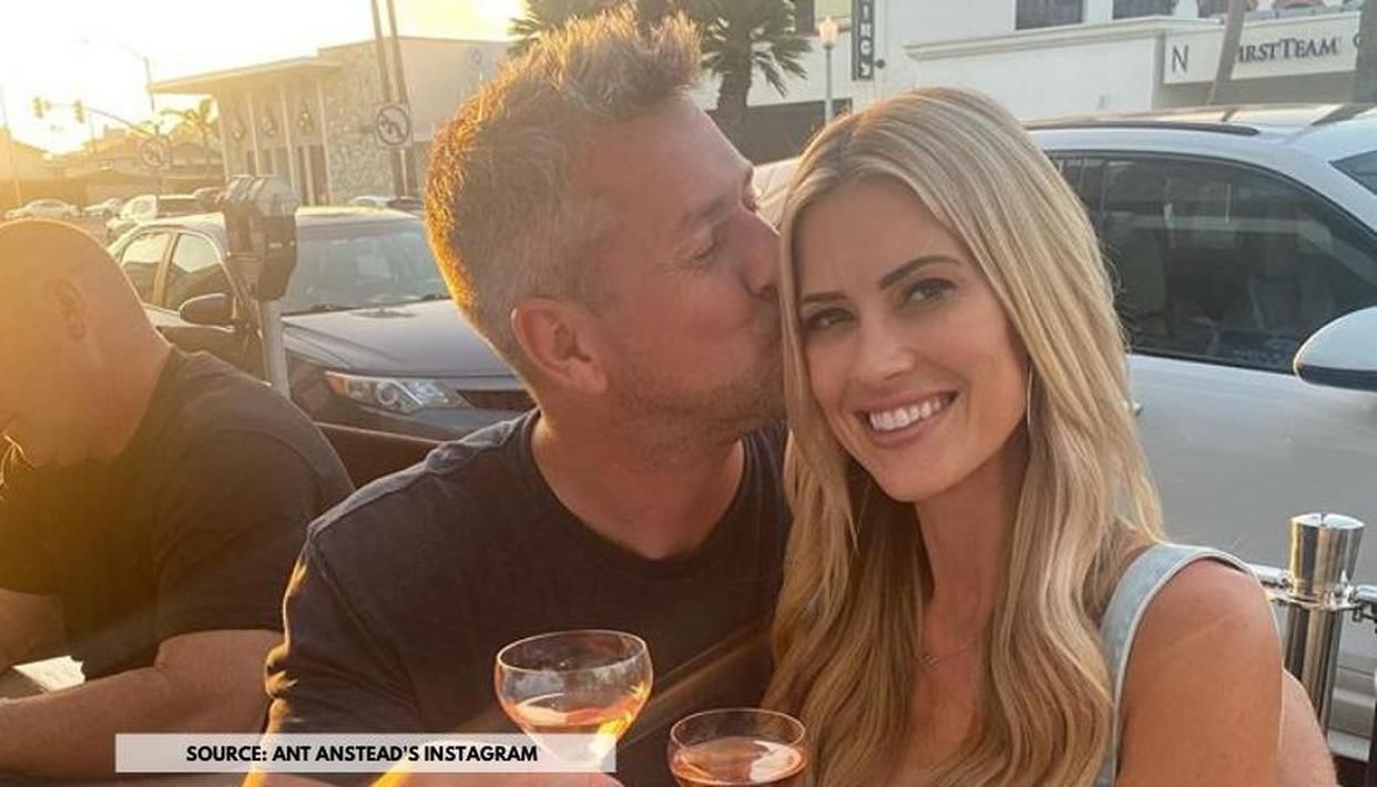 Ant Anstead returns to Instagram post ...