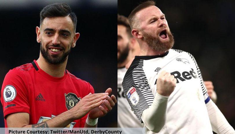 Derby County vs Man United