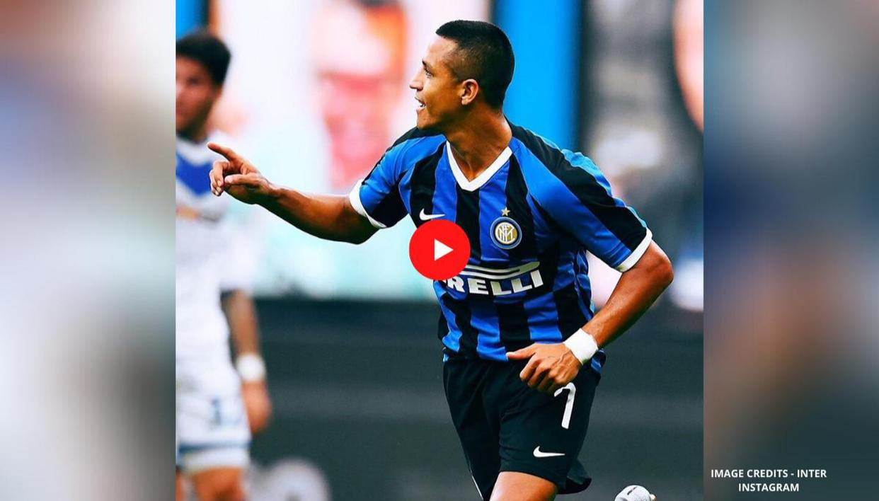 Alexis Sanchez scores and grabs two assists for Inter Milan to celebrate loan extension - Republic World