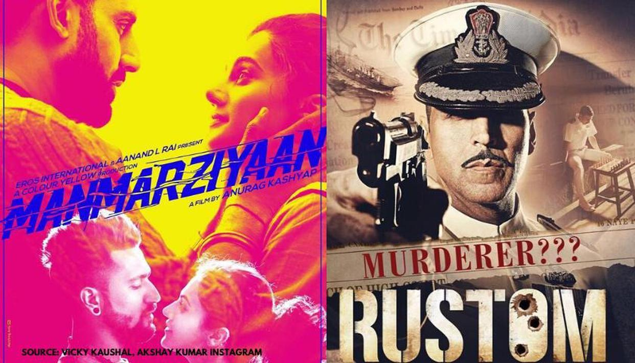 Vicky Kaushal starrer 'Manmarziyaan' and other films that explored subject of adultery - Republic World