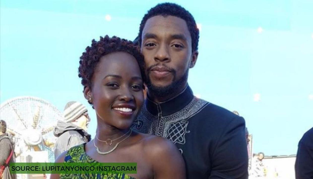 Lupita Nyong O Pens A Heartfelt Note For Her Black Panther Co Star Chadwick Boseman Republic World