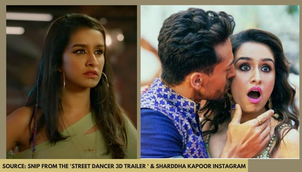 Shraddha Kapoor's 'Street Dancer 3D' vs 'Baaghi 3': Which one was loved more by fans? - Republic World