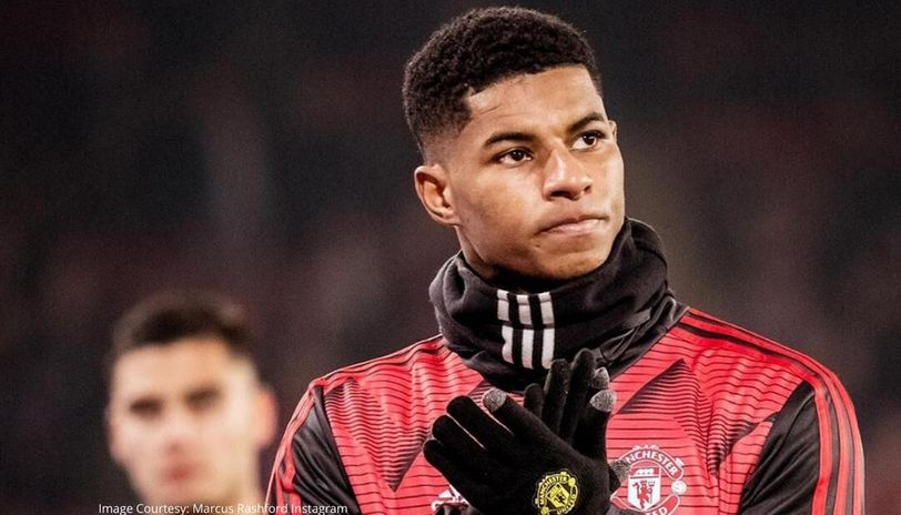 Marcus Rashford Pens Open Letter To Uk Government Asks Them To Continue Feeding Children