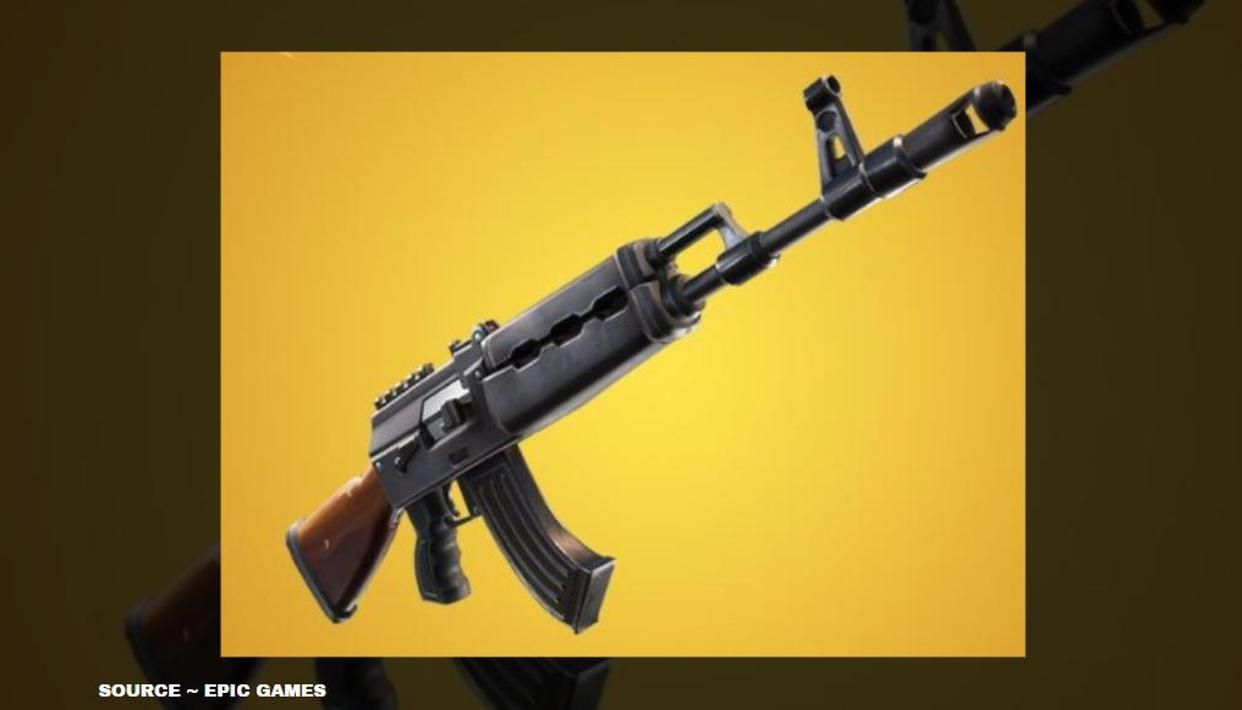 All Vaulted Guns In Fortnite Season 3 Here S An Entire List For You Here