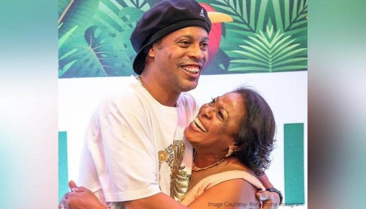 La mère de Ronaldinho emportée par le coronavirus
